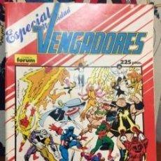 Cómics: VENGADORES - FORUM - ESPECIAL NAVIDAD 87- ¡ TRAICION ! ( VER FOTOS ). Lote 111729539