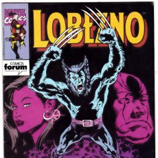 Cómics: LOBEZNO - ED. PLANETA / FORUM, 1991 - Nº 31. Lote 111741759
