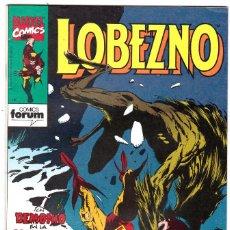 Cómics: LOBEZNO - ED. PLANETA / FORUM, 1992 - Nº 34. Lote 111741943