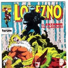 Cómics: LOBEZNO - ED. PLANETA / FORUM, 1992 - Nº 42. Lote 111746307