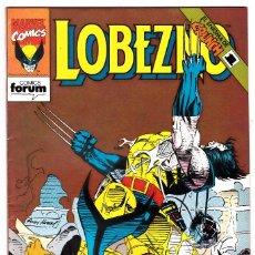Cómics: LOBEZNO - ED. PLANETA / FORUM, 1992 - Nº 46. Lote 111746579