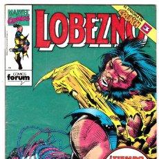 Cómics: LOBEZNO - ED. PLANETA / FORUM, 1993 - Nº 48. Lote 111746871