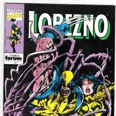 Cómics: LOBEZNO - ED. PLANETA / FORUM, 1993 - Nº 58. Lote 111748239