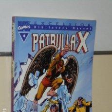 Comics: BIBLIOTECA MARVEL EXCELSIOR PATRULLA - X Nº 4 - FORUM. Lote 148048426