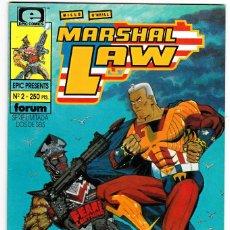 Cómics: EPIC PRESENTS Nº 2 MARSHAL LAW - FORUM -. Lote 111840671