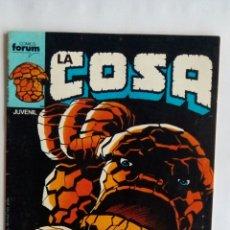 Cómics: CÓMIC LA COSA N°4. Lote 111843638
