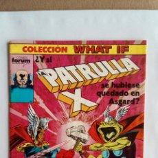 Cómics: PATRULLA X N°20. Lote 111844310