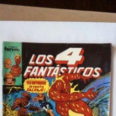 Cómics: LOS 4 FANTÁSTICOS, N°82.. Lote 111854376