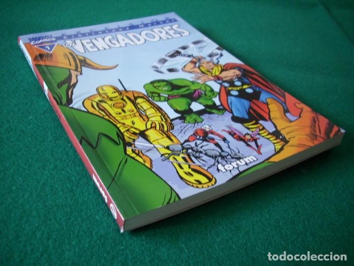 Cómics: BIBLIOTECA MARVEL - LOS VENGADORES Nº 1 - Foto 2 - 111922287