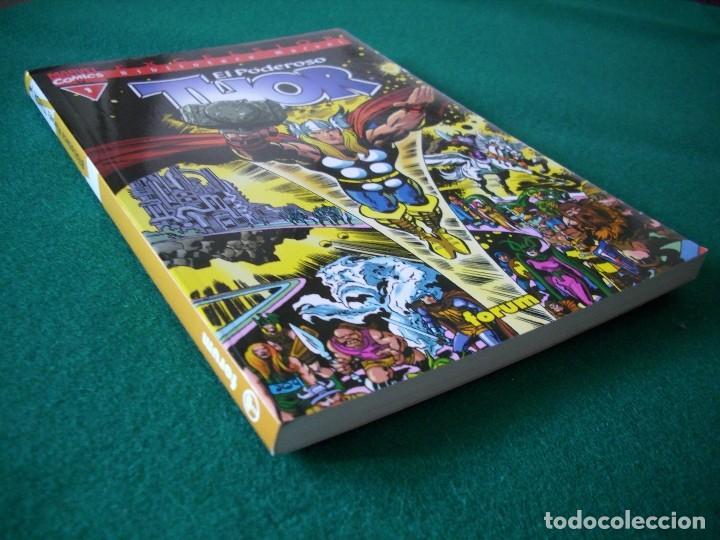 Cómics: BIBLIOTECA MARVEL - EL PODEROSO THOR Nº 1 - Foto 2 - 111922503