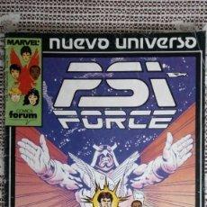 Cómics: NUEVO UNIVERSO PSI FORCE, Nº 1, COMICS FORUM. Lote 112001667