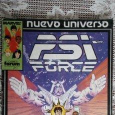 Cómics: NUEVO UNIVERSO PSI FORCE, Nº 1, COMICS FORUM. Lote 112001735