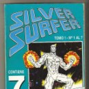 Cómics: SILVER SURFER TOMO 1 Nº 1 AL 7 - EDITORIAL FORUM - BUEN ESTADO. Lote 112055975
