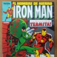 Fumetti: IRON MAN VOL. 1 Nº 38 - FORUM - IMPECABLE. Lote 112096319