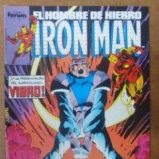 Comics : IRON MAN VOL. 1 Nº 36 - FORUM - COMO NUEVO. Lote 112096747