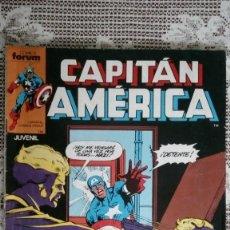 Cómics: CAPITAN AMERICA, Nº 10, COMICS FORUM. Lote 112165975