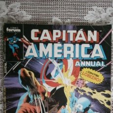 Cómics: CAPITAN AMERICA, Nº 23, COMICS FORUM, ANNUAL. Lote 112166383