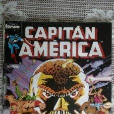 Cómics: CAPITAN AMERICA, Nº 38, COMICS FORUM. Lote 112167871
