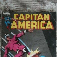 Cómics: CAPITAN AMERICA, Nº 40, COMICS FORUM. Lote 112167959