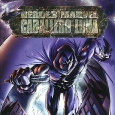 Caballero Luna -Héroes Marvel 10