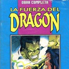 Cómics: LA FUERZA DEL DRAGÓN. Lote 112257547
