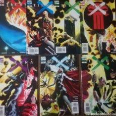 Comics : TIERRA X DEL 0 AL 6. Lote 198014723