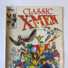 Cómics: CLASSIC X-MEN NUMERO 1. Lote 112066119