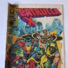 Cómics: LA PATRULLA X NUMERO 1 (1985). Lote 112071707