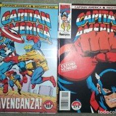 Cómics: CAPITÁN AMÉRICA & MIGHTY THOR. COMPLETA. Lote 112336359