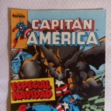 Cómics: CAPITAN AMERICA VOL. 1 / MARVEL TWO-IN-ONE CAP. AMERICA & THOR Nº 11. Lote 112337531