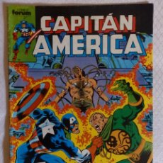 Cómics: CAPITAN AMERICA VOL. 1 / MARVEL TWO-IN-ONE CAP. AMERICA & THOR Nº 29. Lote 112337599