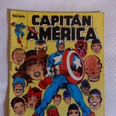 Capitan America Vol. 1 / Marvel Two-in-One Cap. America & Thor Nº 45