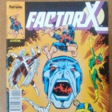 Cómics: FACTOR X VOL. 1 Nº 6 - FORUM - COMO NUEVO. Lote 112376078