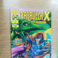 Cómics: PATRULLA X LOS AÑOS PERDIDOS #12. Lote 112386960
