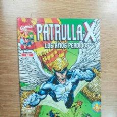 Cómics: PATRULLA X LOS AÑOS PERDIDOS #13. Lote 112386964