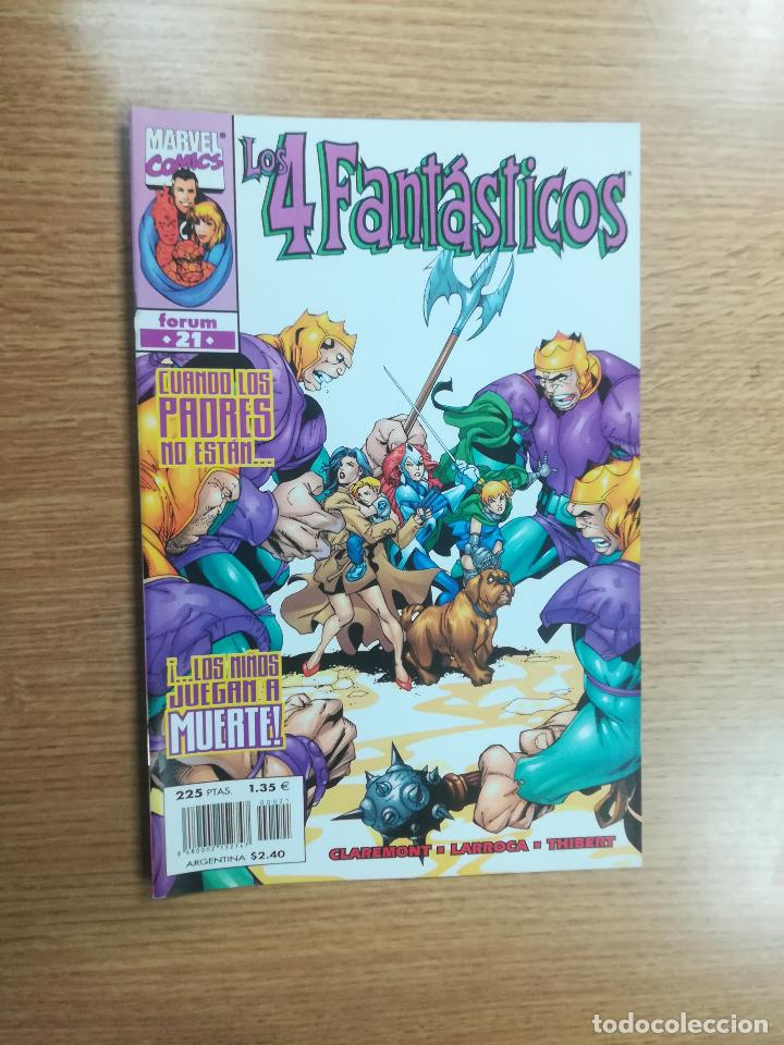 4 FANTASTICOS VOL 3 #21 (Tebeos y Comics - Forum - 4 Fantásticos)