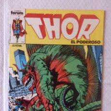 Cómics: THOR EL PODEROSO Nº 28. Lote 112434923