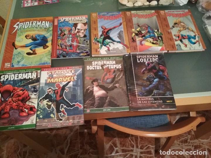 SPIDERMAN STAN LEE Y STEVE DITKO COMPLETA Y VARIOS TOMOS, CUENTOS DE HADAS PANINI 100% (Tebeos y Comics - Forum - Spiderman)