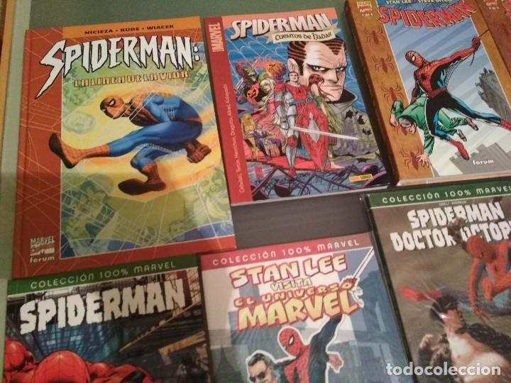 Cómics: Spiderman Stan Lee y Steve Ditko completa y varios tomos, cuentos de hadas panini 100% - Foto 11 - 112467631