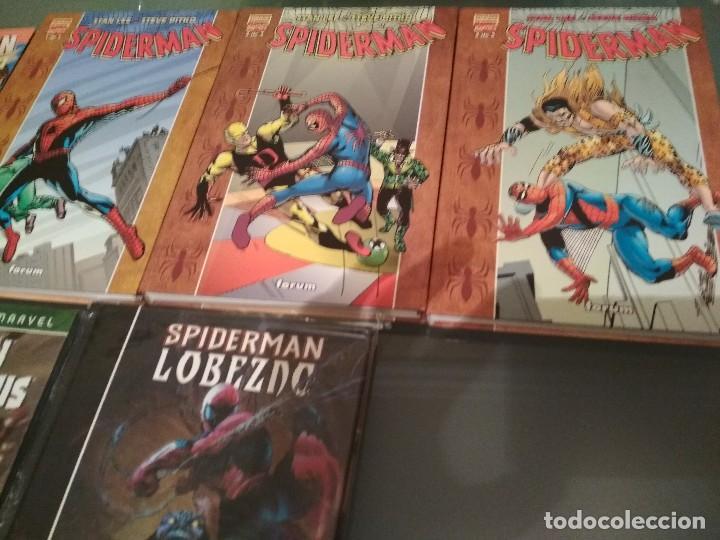 Cómics: Spiderman Stan Lee y Steve Ditko completa y varios tomos, cuentos de hadas panini 100% - Foto 12 - 112467631