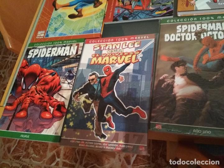 Cómics: Spiderman Stan Lee y Steve Ditko completa y varios tomos, cuentos de hadas panini 100% - Foto 14 - 112467631