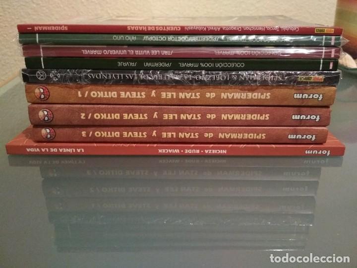 Cómics: Spiderman Stan Lee y Steve Ditko completa y varios tomos, cuentos de hadas panini 100% - Foto 15 - 112467631