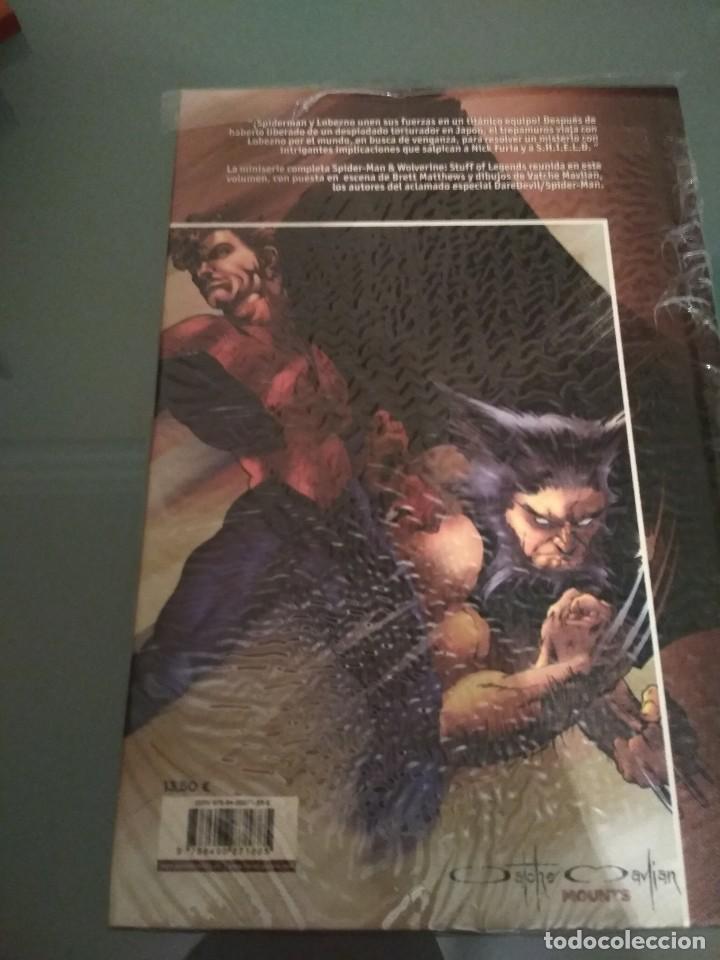 Cómics: Spiderman Stan Lee y Steve Ditko completa y varios tomos, cuentos de hadas panini 100% - Foto 27 - 112467631