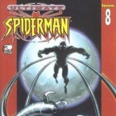 Cómics: ULTIMATE SPIDERMAN VOL. 1 Nº 8 - FORUM - IMPECABLE. Lote 112477499