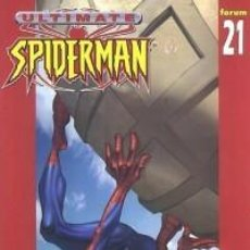 Cómics: ULTIMATE SPIDERMAN VOL. 1 Nº 21 - FORUM - IMPECABLE. Lote 112479011