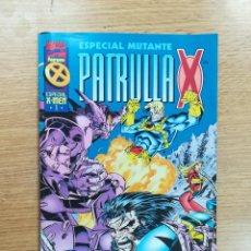 Cómics: PATRULLA X ESPECIAL 1996. Lote 112493826