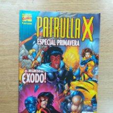 Cómics: PATRULLA X ESPECIAL PRIMAVERA 2002. Lote 112493834