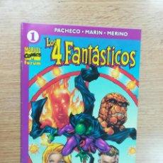 Cómics: 4 FANTASTICOS VOL 4 #1. Lote 112493379