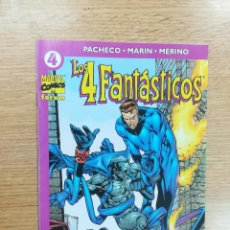 Cómics: 4 FANTASTICOS VOL 4 #4. Lote 112493387