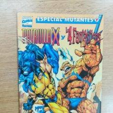 Cómics: PATRULLA X 4 FANTASTICOS (ESPECIAL MUTANTES #7). Lote 112493427